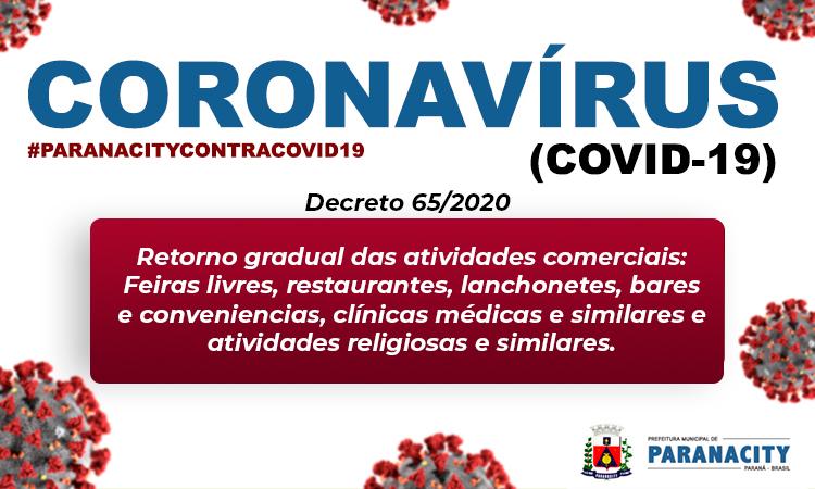 Decreto 065/2020