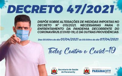 Decreto 47/2021