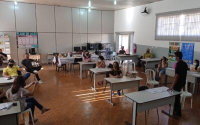 Primeira reunião do Conselho Municipal de Cultura e Turismo.